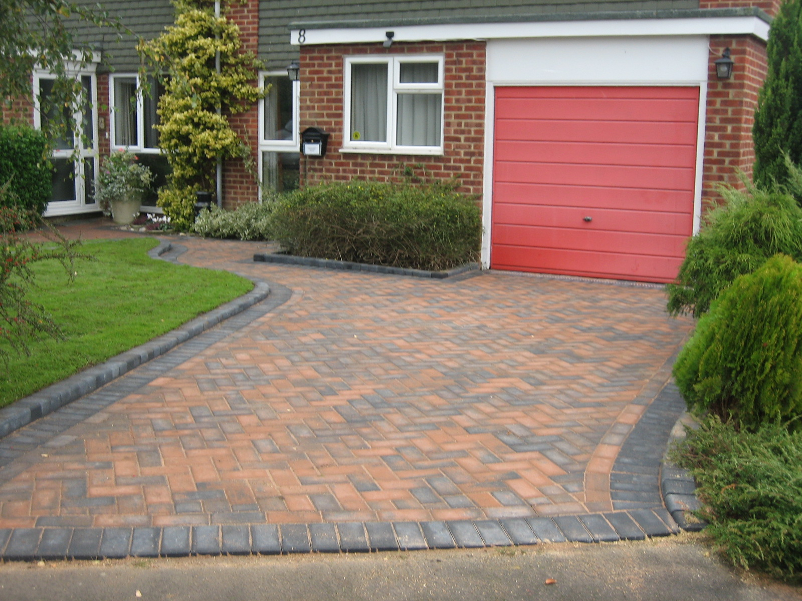 Galleries abbey paving block paving specialists for New driveway ideas