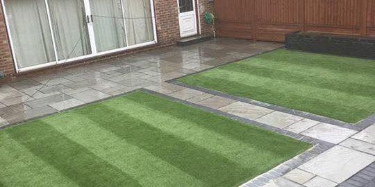 Garden Patio Design 3