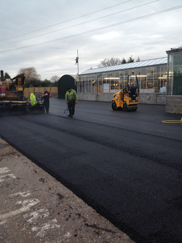 Commercial Tarmac Resurfacing