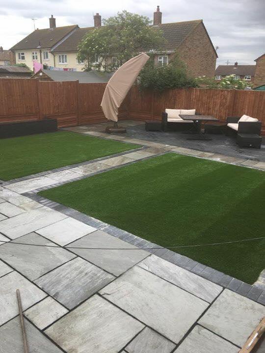Garden Patio Design 2 Abbey Paving Block Paving Specialists