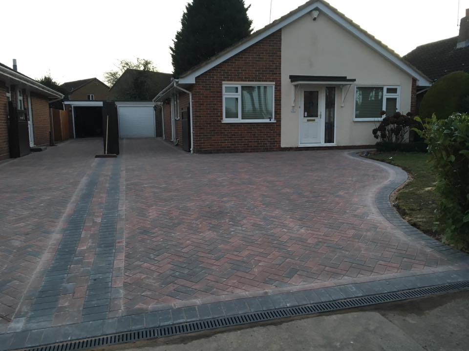 Driveways Completed
