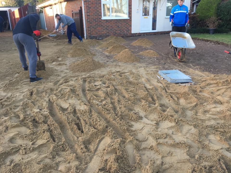 Sand Base Layer